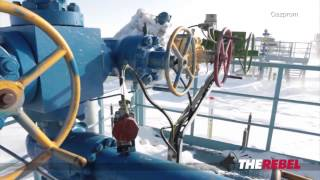 Environmentalists target Enbridge, ignore Gazprom