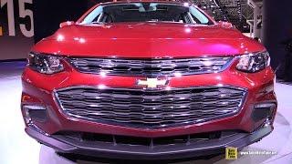 2016 Chevrolet Malibu - Exterior and Interior Walkaround - Debut at 2015 New York Auto Show