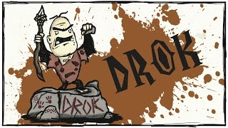 Don't Starve z Drokiem #34 - Drok.. Leniwy Drwal