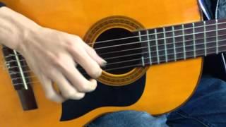 Vì tôi còn sống guitar solo Mr.Mười