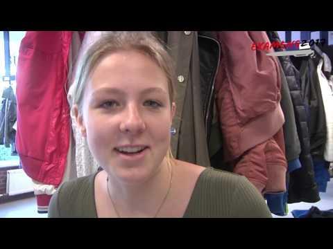 Zweten bij 30 graden tijdens vmbo-examen Duits op Calvijn College Krabbendijke