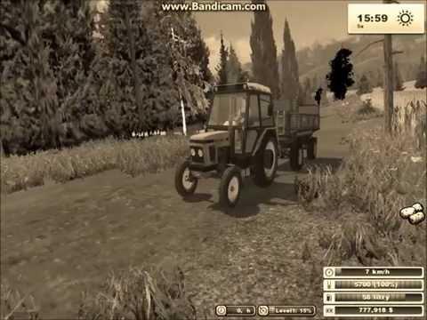 Jede traktor je to Zetor...