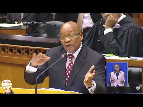 "Jacob Zuma ""No Need For Secret Ballot, ANC Will Win"""
