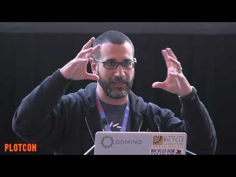 PLOTCON 2016: Eduardo Ariño de la Rubia, 23 Visualizations and When to Use Them in 30 Minutes