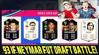 Wer kriegt den neuen 93er IF NEYMAR im Fut Draft Battle vs. kleinen BRUDER! - Fifa 19 Ultimate Team