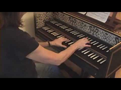 Elaine Comparone, Introduction to the Harpsichord