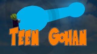 Roblox Script Showcase Episode#703/Teen Gohan