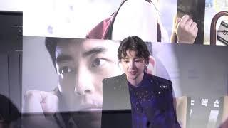 MC딩동- 영화 언니 V LIVE 준비 현장- 이시영 박세완 이준혁
