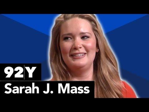 Sarah J. Mass with Sasha Alsberg: Queen of Shadows Full Talk