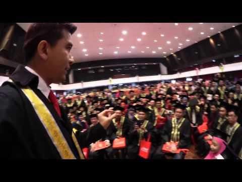 Majlis Konvokesyen Diploma Eksekutif Perniagaan Internet dan Pemasaran Media Sosial