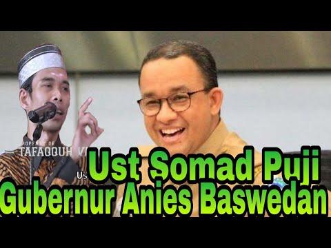 Ustadz Abdul Somad Memuji Gubernur Anies Baswedan - UAS