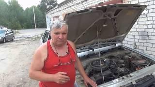 ВАЗ-21099. ГАЗ+Бензин........