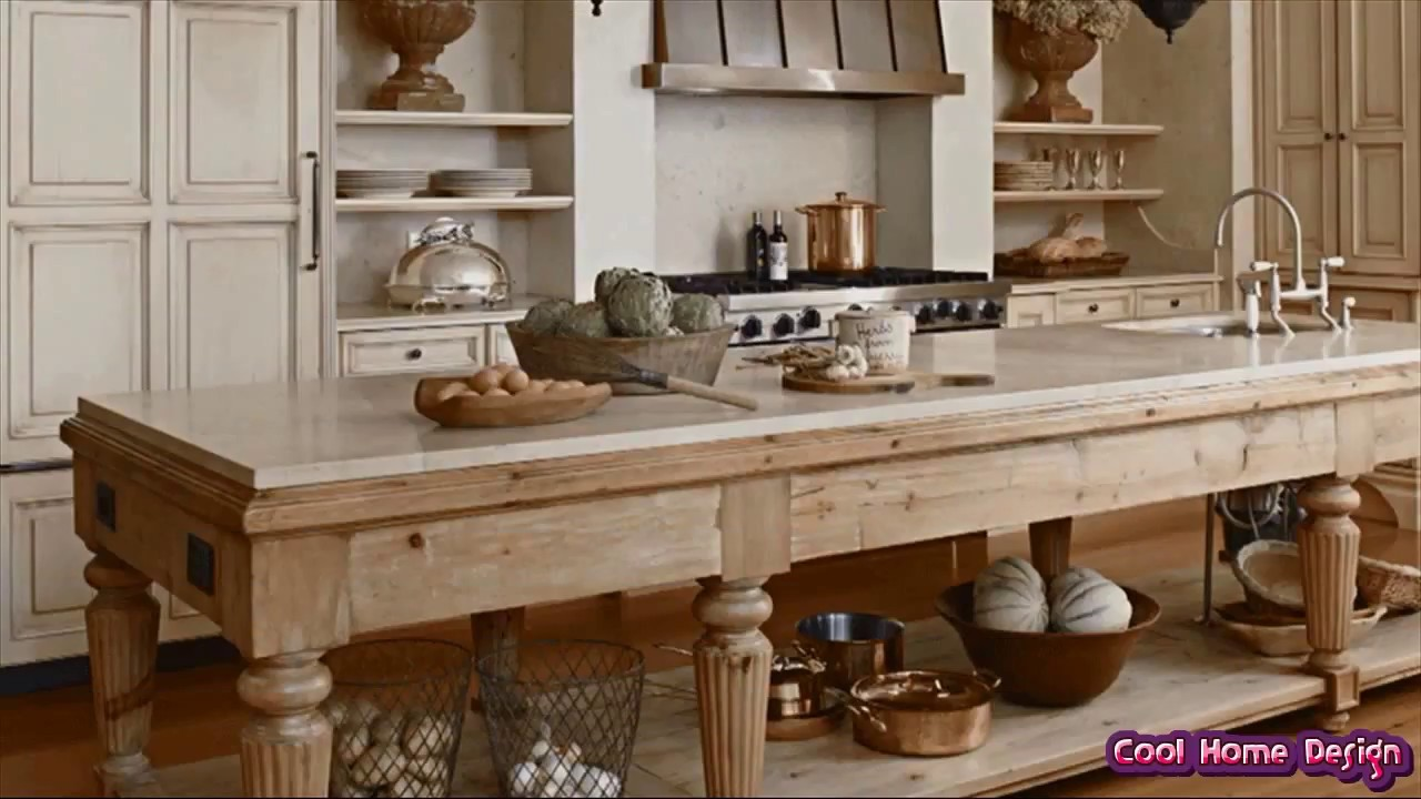 Country French Kitchen Ideas Youtube