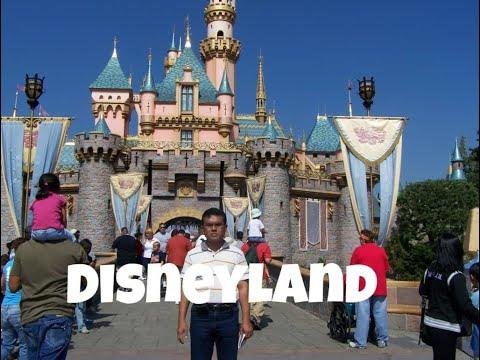 [HD] TRAVEL VLOG 2 | Disneyland Tour, California