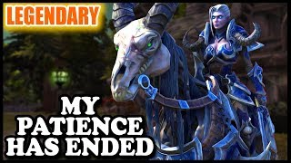 Grubby | Reforged Beta | [LEGENDARY] My Patience Has Ended