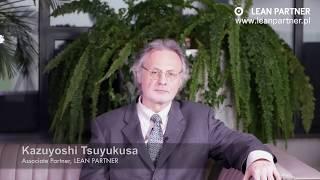 Kazuyoshi Tsuyukusa podziękowanie dla czytelników