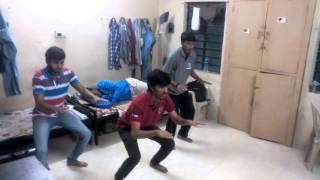 Nice dance from engg students srj