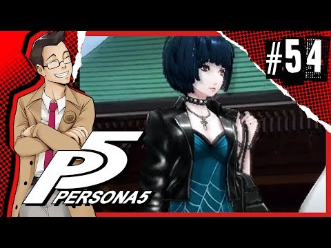 "Persona 5 | ""Taboo Love & Hot Dates"" 