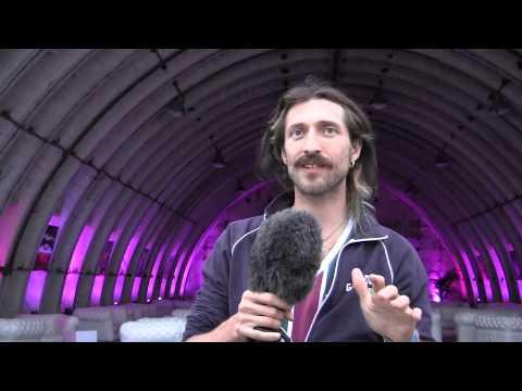 Open'er Festival 2012 - Gogol Bordello interview