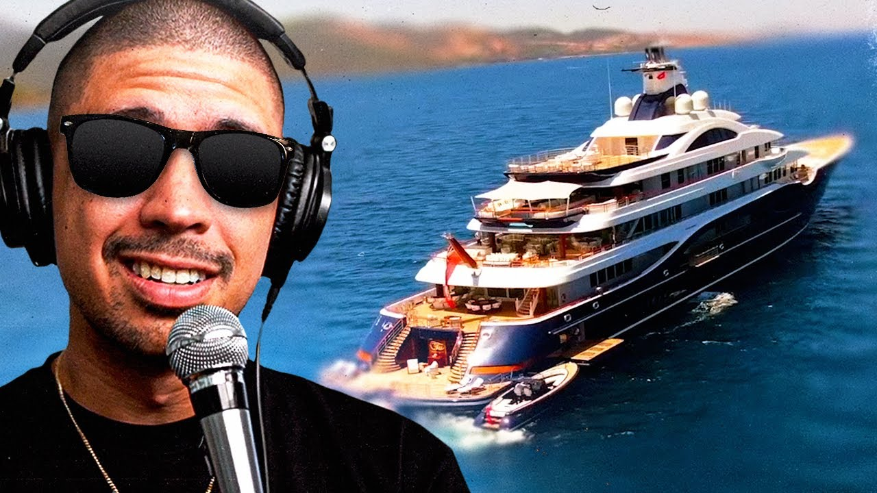 $300,000,000 Yacht Tour