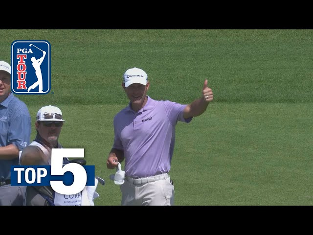 Top 5 Shots of the Week | Dell Match Play