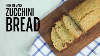 How to Make Zucchini Bread | Health