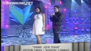 Victor Drija - 1,2,3 & Dime Que Pasa @ Gala de la Belleza (2010)