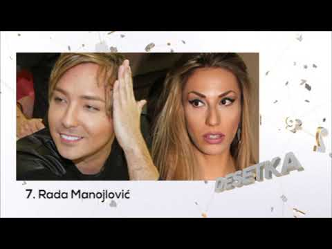 Desetka - Nesrecni u ljubavi - Cela Emisija Em 161 - (TV Grand 17.11.2018.)