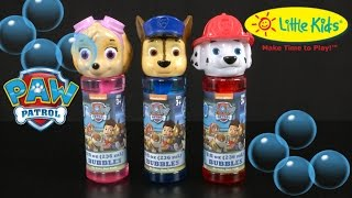 Nickelodeon PAW Patrol Bubbles from Little Kids