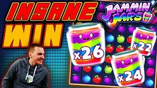 INSANE WIN on Jammin Jars' Slot - £4 Bet