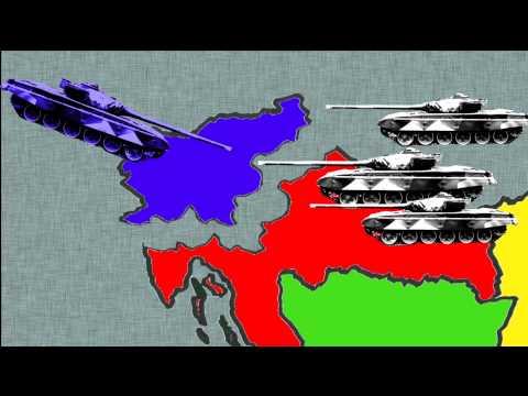 Zeitgeschichte in 234 Sekunden. Heute: Der Zerfall Jugoslawiens