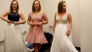 Dress Shopping For Sweethearts!