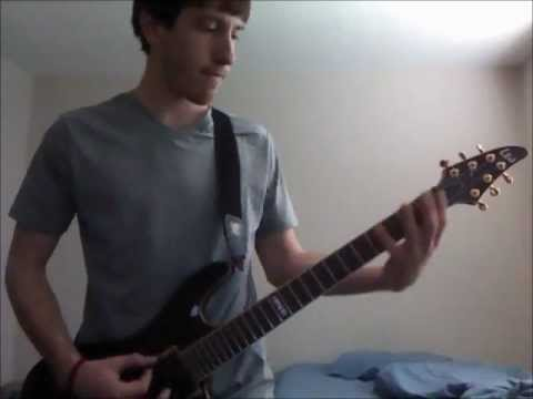 Fit for a King - Ancient Waters (Guitar Cover)