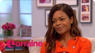 Naomie Harris Talks About Bond Casting | Lorraine