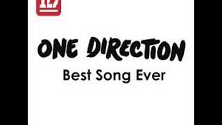 One Direction - Best Song Ever [Clean] (Official Audio)