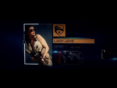 G.I. Joe: Retaliation - Lady Jaye Profile