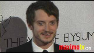 ELIJAH WOOD at 'The Art of Elysium' 3rd Annual HEAVEN Gala Event