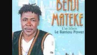 Benji Mateke - Chacun pour soi