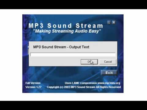 Mp3 Streaming Audio Made Easy