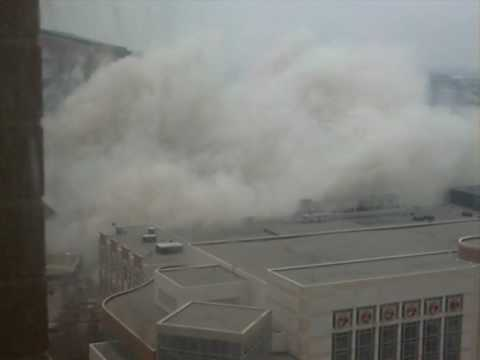 RCA Dome Implosion, Indianapolis