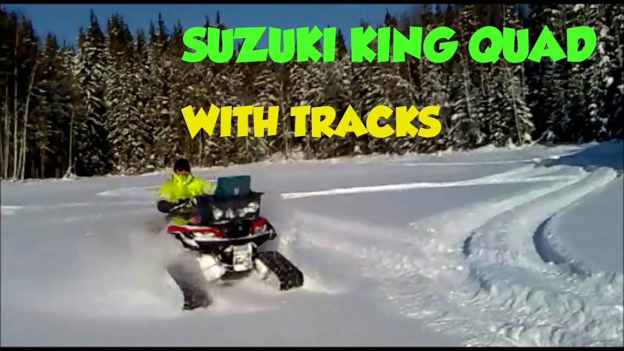 Suzuki Four Wheeler