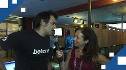 Becky's Affiliated: Catching up with Ronnie O'Sullivan, the world's best snooker player
