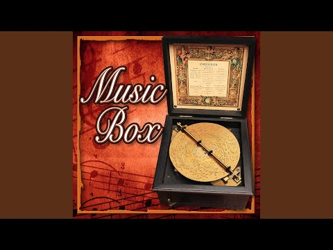 1880 Music Box with Bells: Waltz About