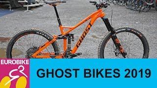 Ghost Bikes 2019 Presentation - Eurobike 2018