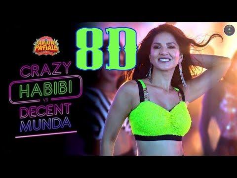 8d-audio-guru-randhawa-crazy-habibi-vs-decent-munda-sunny-leone,-diljit-,varun-s-sachin-jigar