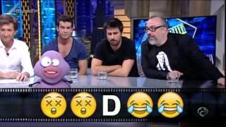 El Hormiguero 3.0 - Mario Casas, Hugo Silva y Alex de la Iglesia adivinan películas con emoticonos