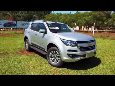 Nuevo Chevrolet Trailblazer Ltz Premier 2020 Color Plata 4k Youtube