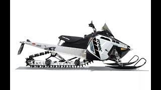 Обзор тест Снегохода Polaris RMK 600