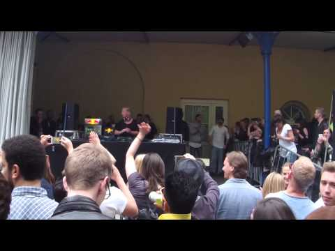 DJ HELL @ ELECTRiC iSLAND OPEN AiR FESTiVAL MUNiCH 24.05.2015 [PRATERiNSEL] [ELECTRO BAVARiA]