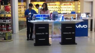 Test Mic Karaoke Arirang M9 kèm loa Bluetooth FPT Shop Phố Ghẽ